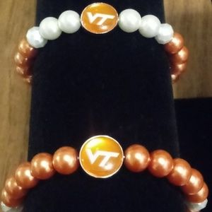 Virginia Tech Charm Bracelet(s)